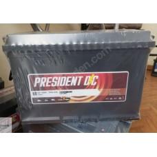 105 Amper President Akü